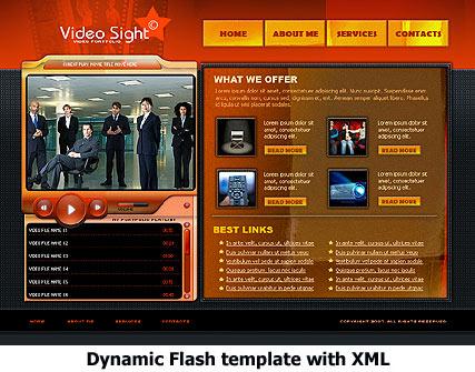 Video sight Website Design
