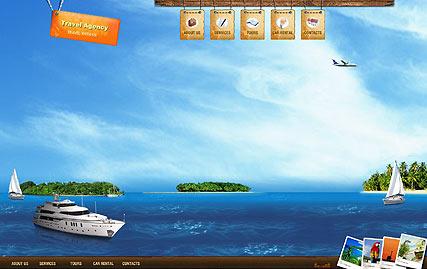 Best Travel Website Design