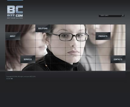 Business co. Website Design
