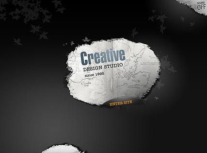 Design studio Website Design