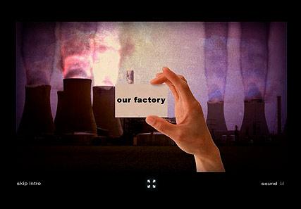 Industrial Co. Website Design