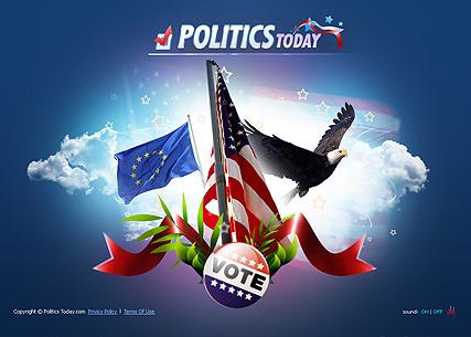 Politic Website Design