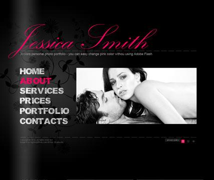 Full screen Website Design