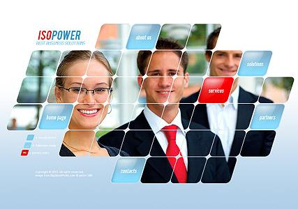 Business Power Website Design