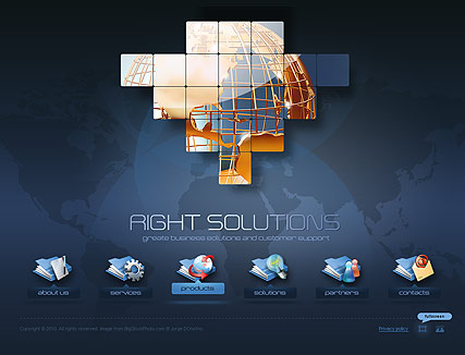 Right Solutions Website Design