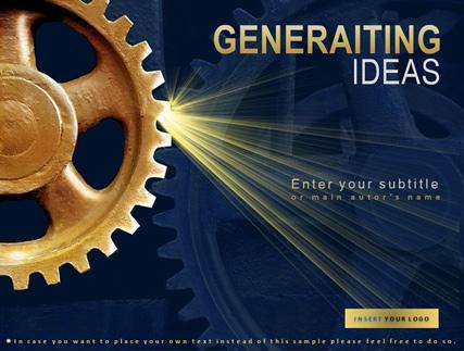 Generating ideas Website Design