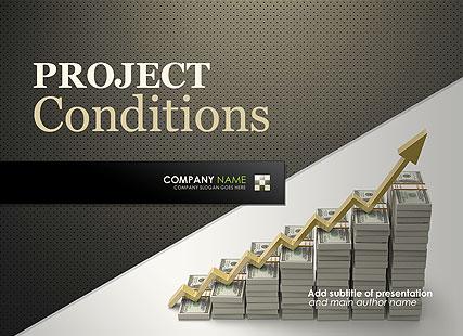 Finance Project Website Design