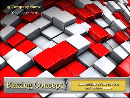 Blazing concept Website Design