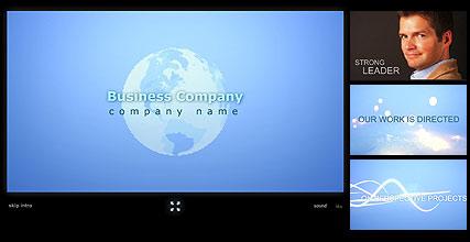 Business Team Website Design