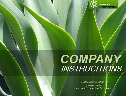 GreenWorld Website Design