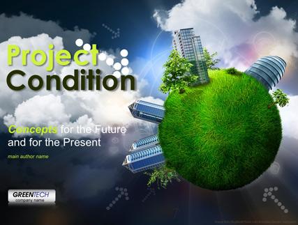 Save planet Website Design