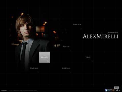 Photoportfolio Website Design