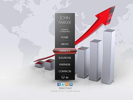 Up Your Finance Website Design