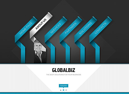 Global Business Website Design