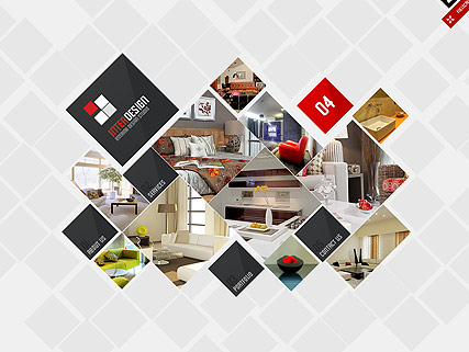 Interior Design Website Design