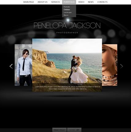 Personal Website Design