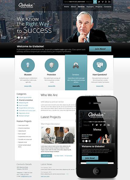 Good Business Website Design