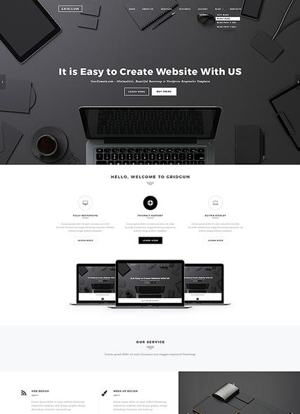 Black Label Website Design