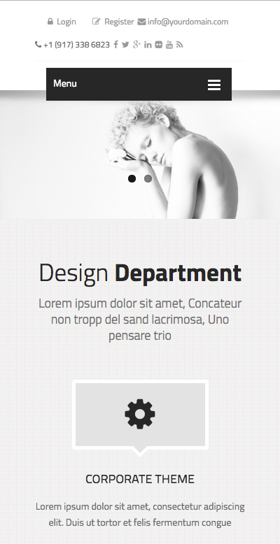 BrandName Website Design